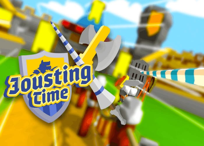 Jousting Time VR Jousting Game