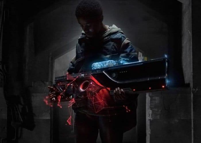 KIN Science Fiction Crime Thriller