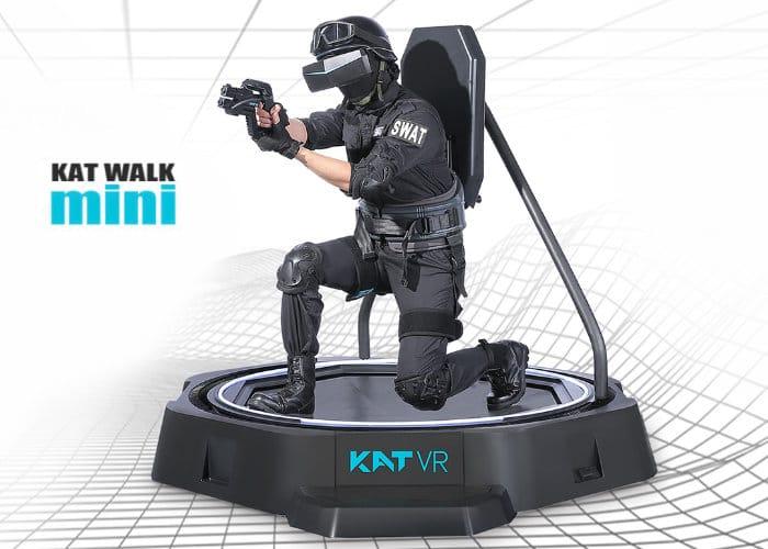 Kat Walk Mini Omnidirectional Treadmill Preorders Start From 1500
