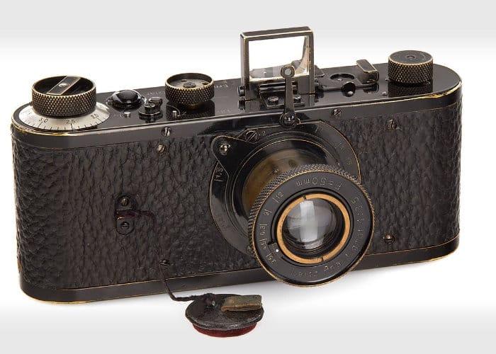 Leica 0 series prototype cameras