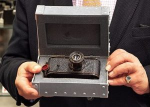 Leica 0 Series Camera Sets New World Record Selling For $2.96 Million