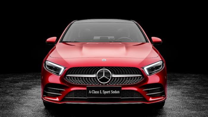 Mercedes A Class L