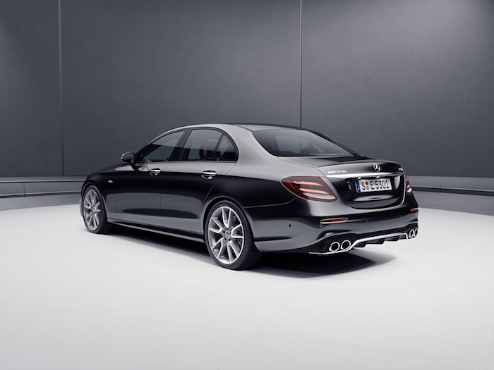 Mercedes AMG E 53 4MATIC+