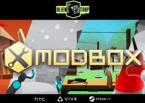 Modbox AR Application Demonstrated