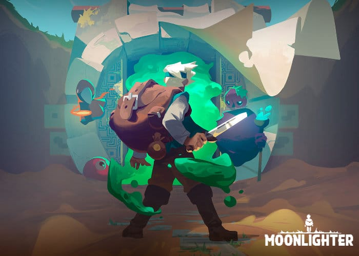 Moonlighter Action Adventure RPG