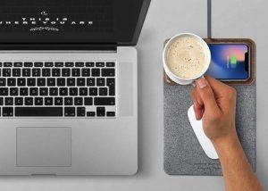 MousePad+ Wireless Charging Mousepad