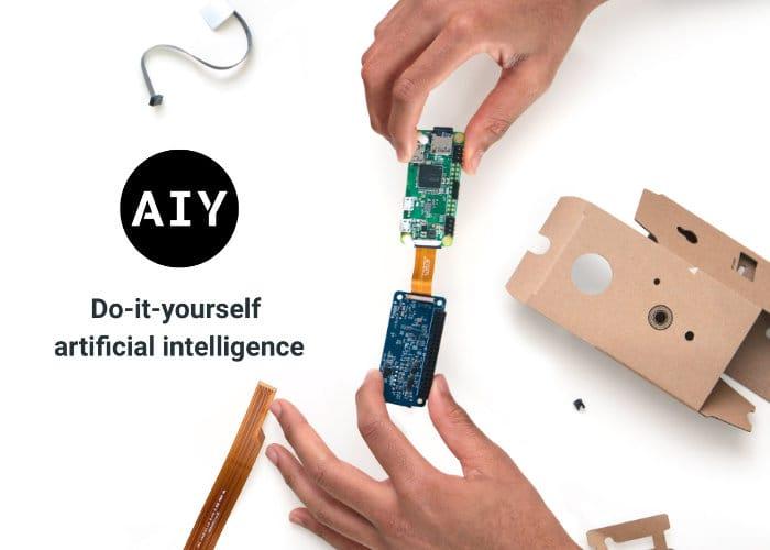 New Google AIY Vision Kit