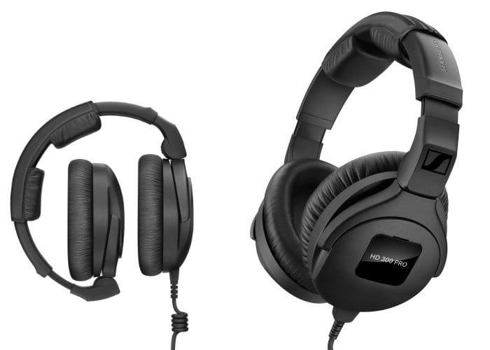 New Sennheiser 300 PRO Series Headphones