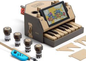 Nintendo Labo Lets You Program And Create Musical Instruments
