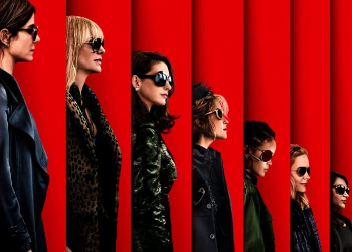 Ocean's 8 Movie Trailer