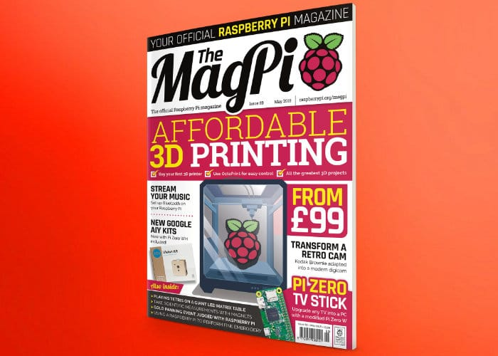 Official Raspberry Pi Magazine Issue 69