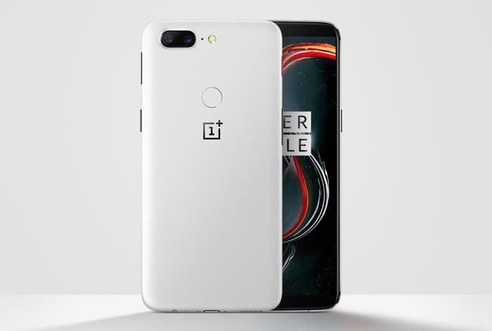 OnePlus 5T, OnePlus 6