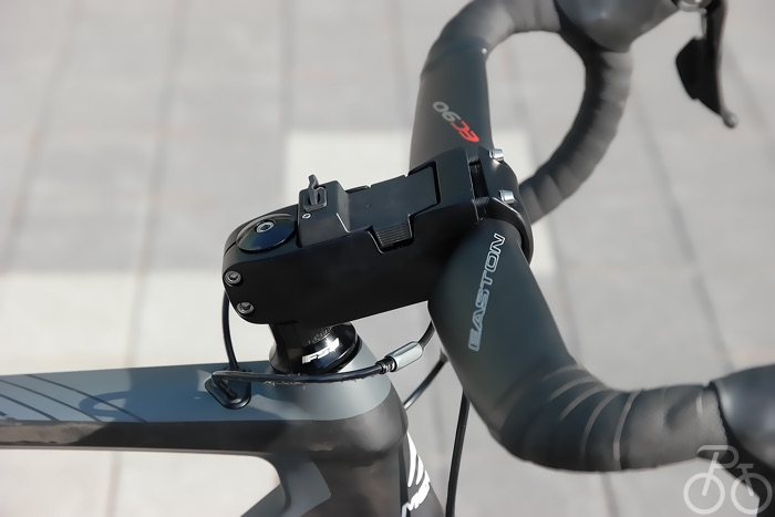PiBike Battery Stem