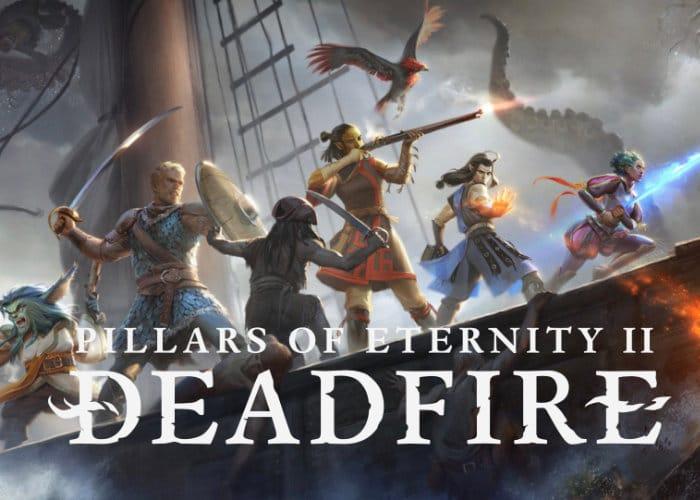 Pillars of eternity 2
