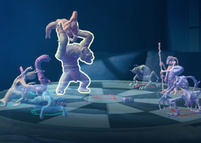 Play Star Wars HoloChess On Your iOS Device