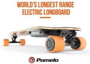 PomeloPro Long Range Electric Longboard