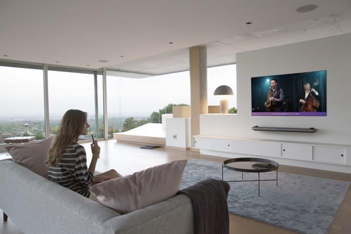 2018 premium TV