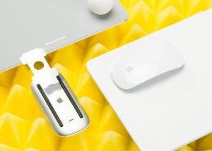 PureShape Apple Magic Mouse Mousepad