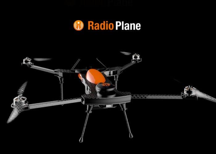 Radioplane Seeker Autonomous, Modular Drone