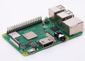 Gesture Controlled Raspberry Pi Media Player