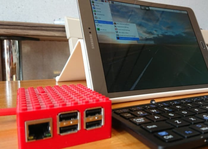 Raspberry Pi Android Tablet Screen - Geeky Gadgets