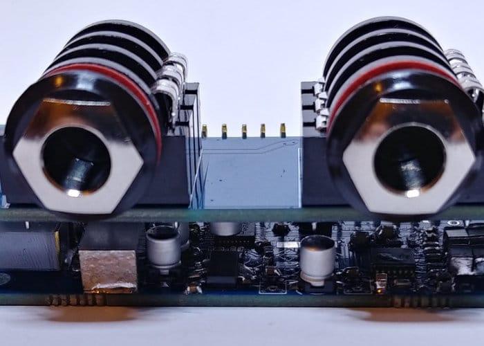Raspberry Pi Audio Injector Ultra Sound Card
