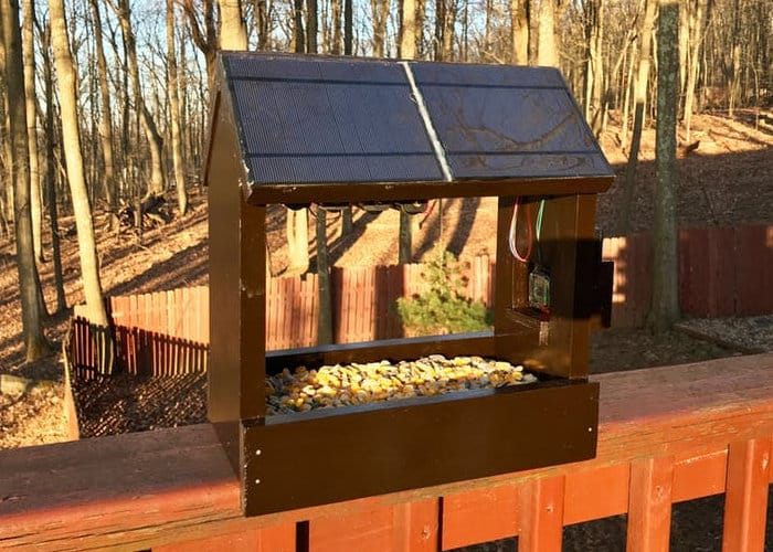 Raspberry Pi Solar Powered Nature Camera