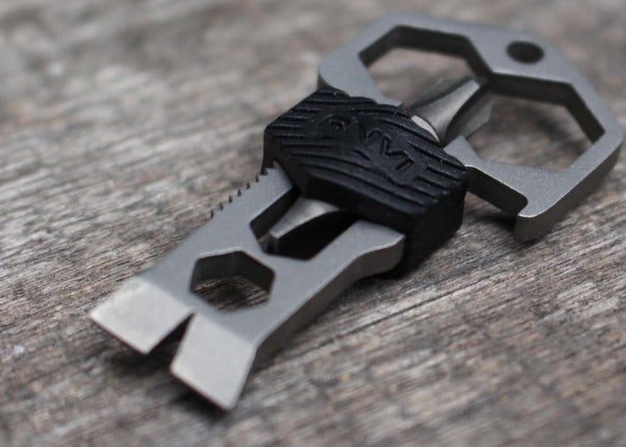 Skey Mini Titanium Pocket Multitool