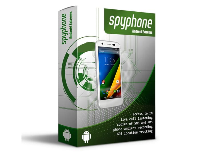 SpyPhone Android Extreme