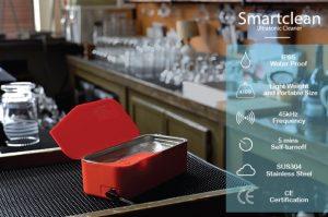 Smartclean Vision.5 Is The Ultimate Ultrasonic Cleaner