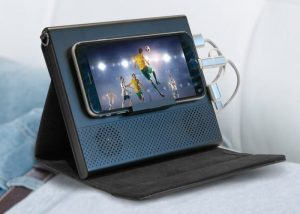 Smartphone Multifunctional Bluetooth Speaker, Power Bank, Stand And More