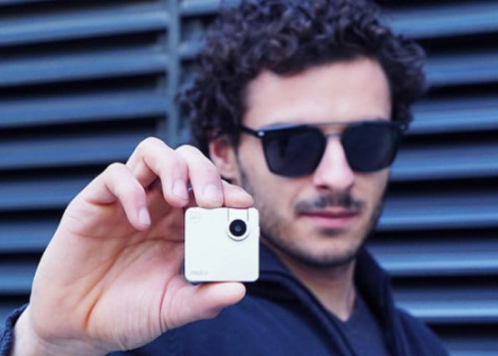 Snap Wearable 4K Action Camera