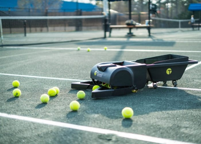 Tennibot Robotic Tennis Ball Collector