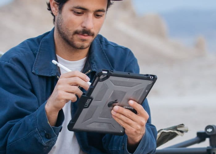 Urban Armor Rugged iPad Plasma Case-1