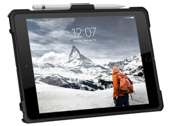 Urban Armor Rugged iPad Plasma Case