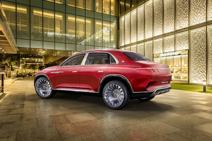 Vision Mercedes Maybach