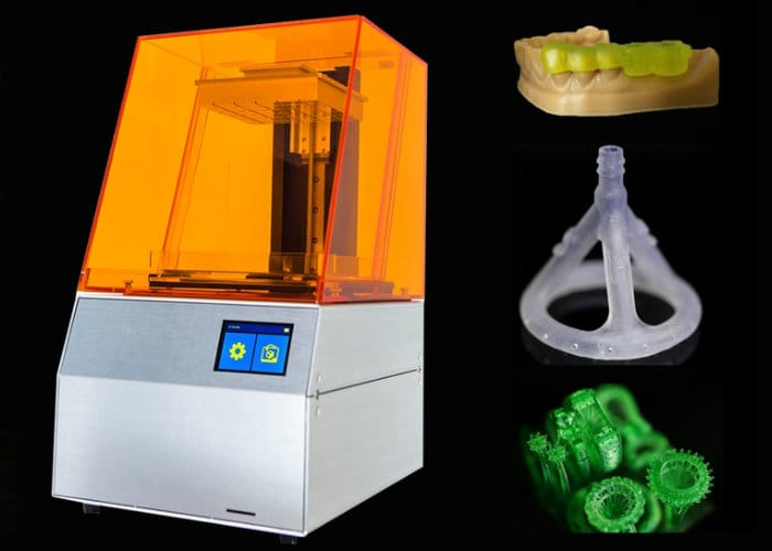 Weaver Professional SLA 3D Printer Launches From £768