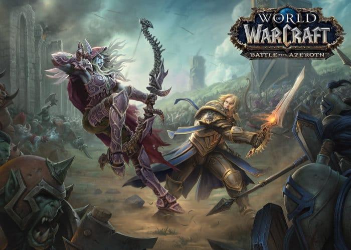 WoW Battle for Azeroth Beta