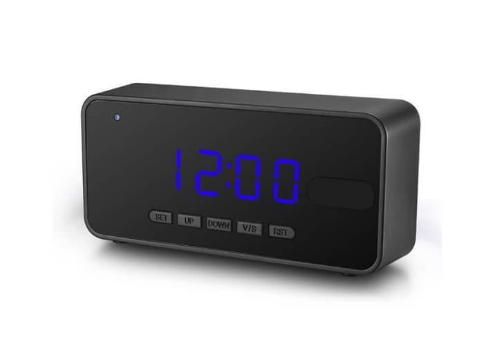 Alarm Clock Camera