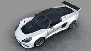 Lotus Exige Cup 430 Type 25 to be Hand Built