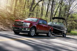 2018 Ford F-150 3.0L Power Stroke Diesel Rated for 30 mpg
