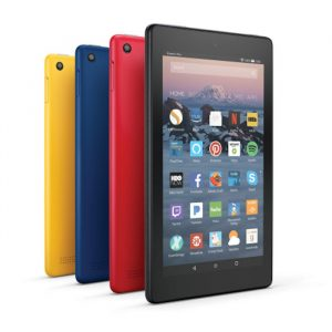 Amazon Fire 7 And Fire HD 8 Tablets Get Hands-Free Alexa