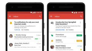 Google's Gmail Is Getting A Big Update