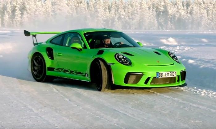 Porsche Artificial Intelligence