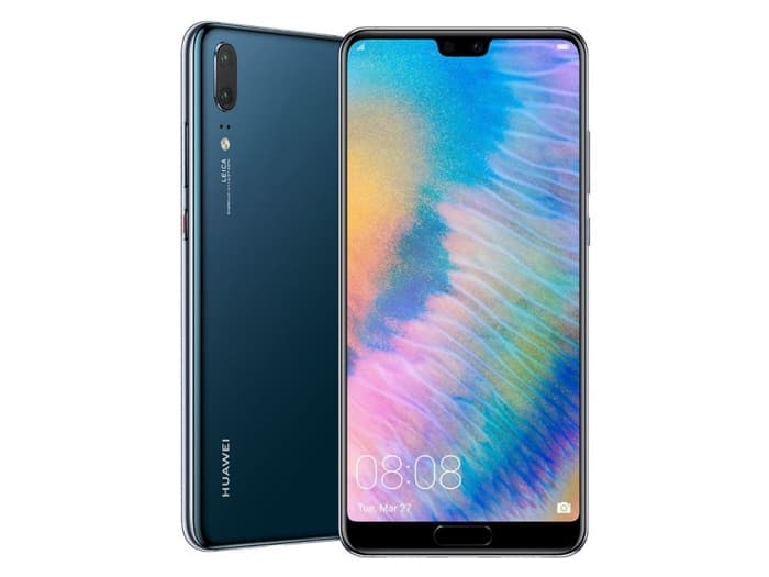Unlocked Huawei P20