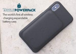 iPhone X Turtle Powerpack