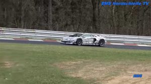 Nürburgring Video Compilation Shows All the Awesome Prototypes