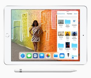 New Apple iPad And Apple Pencil In Action (Video)