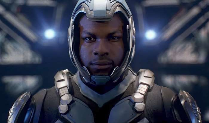 Pacific Rim Uprising 360 experience