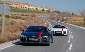 2018 Audi R8 RWS Starts at $141,250